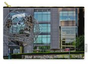 The World In New York Carry-all Pouch