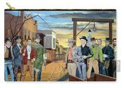 The World Of Classic Westerns Carry-all Pouch