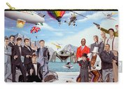 The World Of James Bond 007 Carry-all Pouch