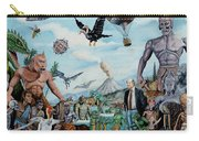 The World Of Ray Harryhausen Carry-all Pouch