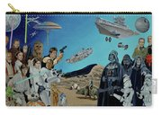 The World Of Star Wars Carry-all Pouch