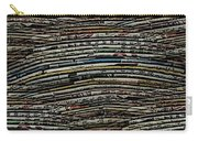 The Woven Word Carry-all Pouch