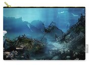 The Wreck Carry-all Pouch