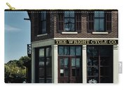 The Wright Cycle Company - Dayton Ohio Carry-all Pouch
