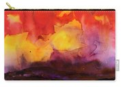 The Yellow Cloud Carry-all Pouch