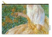 The Yellow Flower 1908 Carry-all Pouch