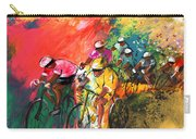 The Yellow River Of The Tour De France Carry-all Pouch