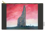 The Yellow Steeple Carry-all Pouch