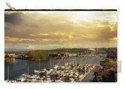 Thea Foss Waterway In Tacoma Washington Carry-all Pouch