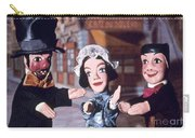 Theater: Puppet Characters Carry-all Pouch