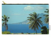 Thecaribbean  Island Of St Eustatius Carry-all Pouch