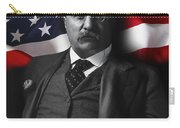 Theodore Roosevelt 26th President Of The United States Carry-all Pouch