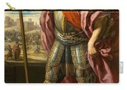 Theodoric King Of The Goths Carry-all Pouch