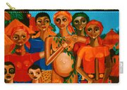 There Are Always Sunflowers For Those Waiting A New Life Carry-all Pouch
