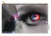 There's Magick In The Eyes Carry-all Pouch