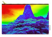 Thermal Face Of Hawaii Carry-all Pouch