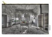 They Are All Gone - Se Ne Sono Andati Tutti Carry-all Pouch by Enrico Pelos