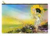 They Call Me Summer Carry-all Pouch by Mary Hood