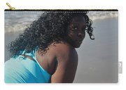 Thick Beach 9 Carry-all Pouch