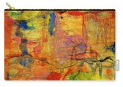 Thick Film Birefringence Carry-all Pouch by Regina Valluzzi