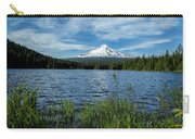 Thillium Lake And Mt Hood Carry-all Pouch
