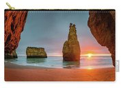 Thin Line Carry-all Pouch by Dmytro Korol