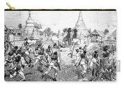 Third Burmese War, 1885 Carry-all Pouch