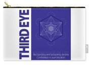 Third Eye Chakra Series Three Carry-all Pouch