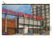Third Ward - Milwaukee Public Market Carry-all Pouch