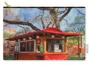 Third Ward - Popcorn Wagon Carry-all Pouch