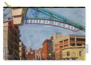 Third Ward Entry Carry-all Pouch