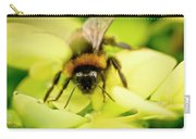 Thirsty Bumble Bee. Carry-all Pouch