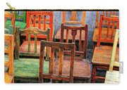 Thirteen Chairs Carry-all Pouch