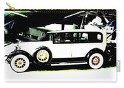 Thirties Packard Limo Carry-all Pouch