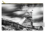 Thirty Seconds At Big Pit Mono Carry-all Pouch