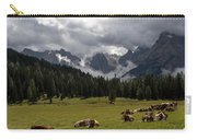 This Is A Cow's World Carry-all Pouch