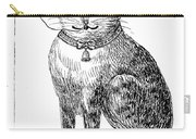 This Is My Book, Miau-u-u, 1859 Carry-all Pouch