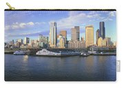 This Is The Skyline And Harbor Carry-all Pouch