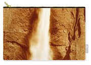 This Is Upper Yosemite Falls Carry-all Pouch