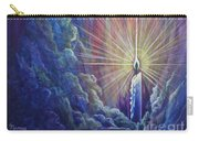 This Little Light Of Mine Carry-all Pouch by Nancy Cupp