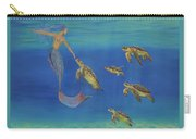 Swim This Way Carry-all Pouch