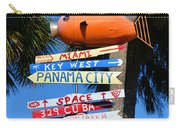This Way To Florida Carry-all Pouch