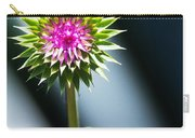 Thistle Bloom Carry-all Pouch