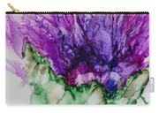Thistle Too Carry-all Pouch