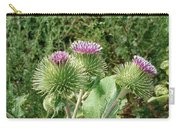 Thistle Trinity Carry-all Pouch