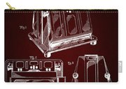 Thomas A. Edison Jr. Toaster Patent 1933 2 Carry-all Pouch