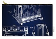 Thomas A. Edison Jr. Toaster Patent 1933 4 Carry-all Pouch