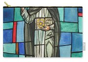 Thomas Aquinas Italian Philosopher Carry-all Pouch by Photo Researchers