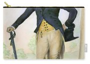 Thomas Bruce, 1766-1841 Carry-all Pouch