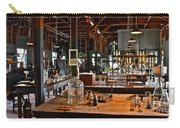 Thomas Edison Lab, #3 Carry-all Pouch